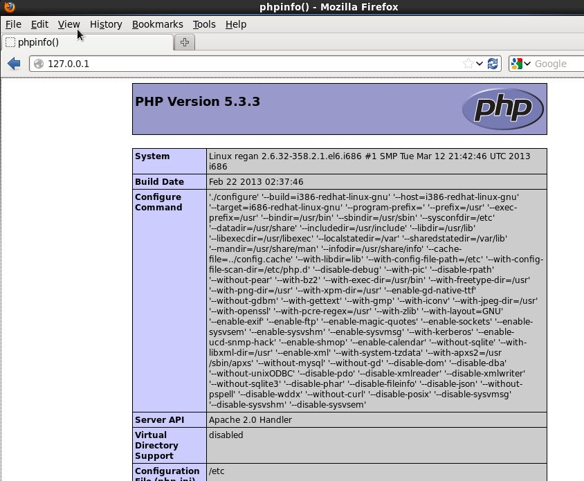 Install Apache2 and PHP with Johnathan Mark Smith